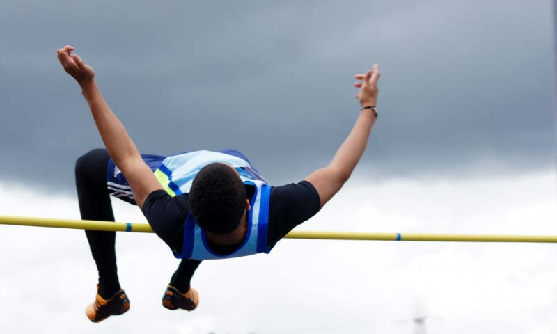 junior high jump