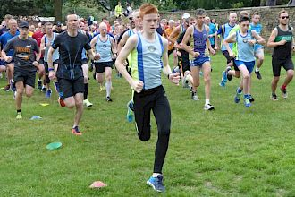 Brighouse Park Run gallery