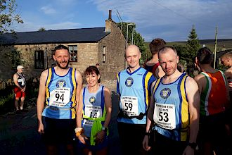 Blackstone Edge Fell Race gallery