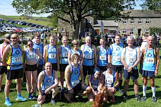 Burnsall Road and Fell Races gallery