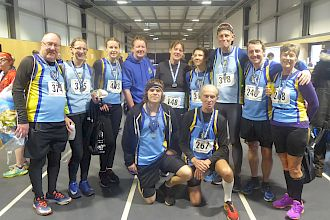 Blackburn Winter Warmer 10k gallery